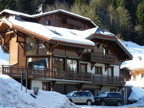 catered ski chalets in morzine chalet morzine ski chalet for self catered or catered skiing snowboarding and summer
