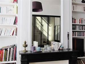 Le Salon Aprs Travaux Maison 1930 Lille Photo 510
