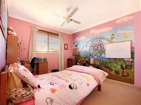Pink Bedroom Design Idea From A Real Australian Home