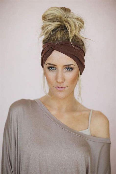 headband hairstyles ideas  pinterest headband