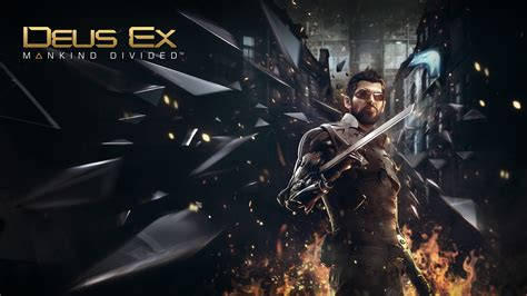 Deus Ex Animated Wallpaper - deus ex mankind divided adam wallpapers hd