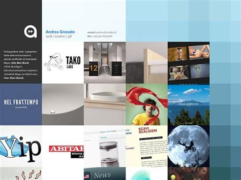 excellent   grid layouts  images web
