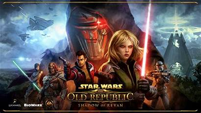 Republic Wars Star Swtor Wallpapers Shadow Welcome