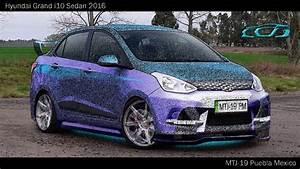 Hyundai I10 Tuning : tuning virtual 2016 hyundai grand i10 sedan 2016 youtube ~ Jslefanu.com Haus und Dekorationen
