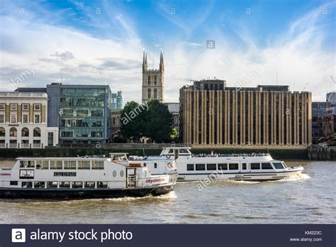 Boats On The Thames by Boats On The Thames Stock Photos Boats On The Thames
