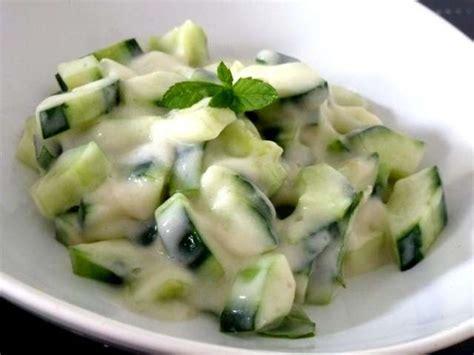 cuisine concombre recettes de concombre de cuisine alcaline
