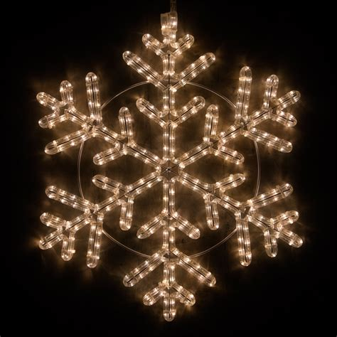 snowflakes stars  led  point snowflake warm