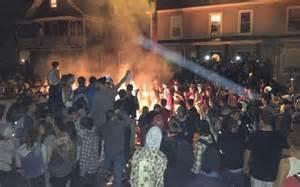 Pumpkin Festival Keene Nh Riot by Ferguson Mo
