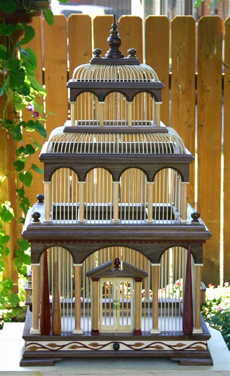 venice bird cage woodworking plan forest street designs