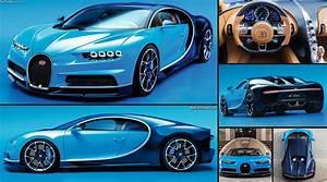 2017 Bugatti Chiron Concept - United Cars - United Cars
