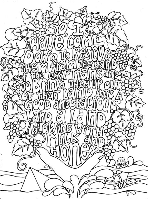 coloring pages easy christian coloring pages  adults