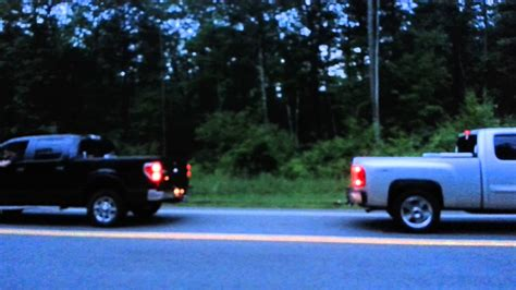 Epic Tug of War ? Chevy Silverado 1500 vs Ford F 150