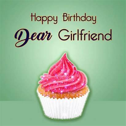 Birthday Girlfriend Dear Wishes Happy Amazing Animated