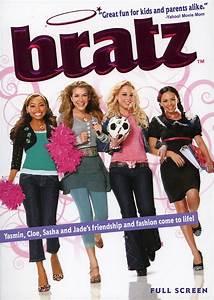 Image Bratz The Movie Dvd Bratz Wiki Fandom