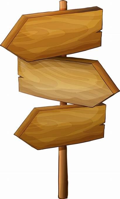 Clipart Wood Clip Logs Wooden Pancartes Scrap