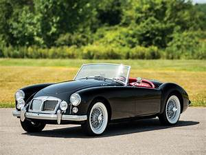 This 1962 Mga 1600 Mk Ii Roadster Was Completed On 30