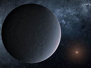"Newly Discovered Planet is Earth's Mass but ""Colder Than ..."