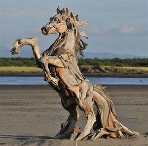 Incredible Driftwood Sculptures by Jeff Uitto – Marvelous