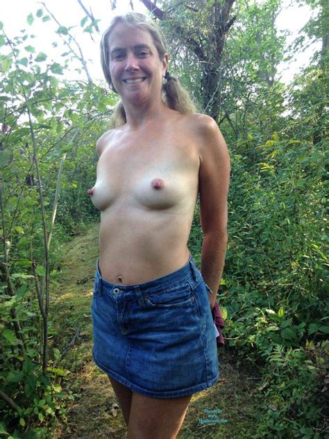 Tits Out In Public Trail Voyeur Web