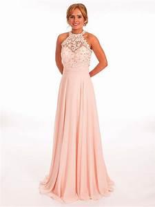 Prom Frocks PF9283 Blush Pink Prom Dress - Prom Frocks UK ...