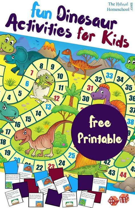 free printable dinosaur activities for dinosaurs 701 | 7ec2fec5e92887f89392b6584721c81c printable games for kids free printable