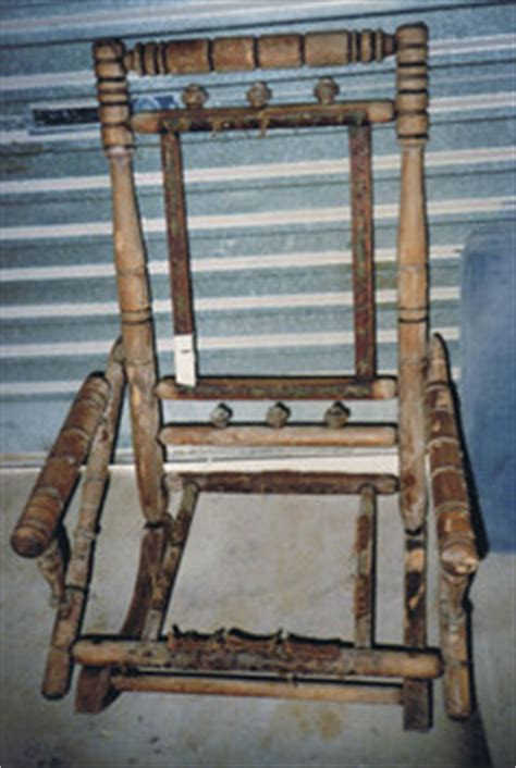 sydney chair repairs using polishing by d d collins