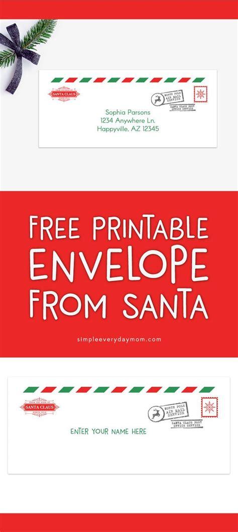 editable letters  santa   magical