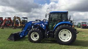 New Holland T4 120  01735