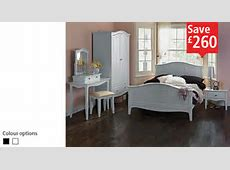 Provence Bedroom Furniture Argos homebase bedroom