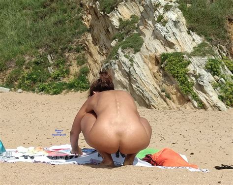 Nice View At The Nude Beach Preview October Voyeur Web