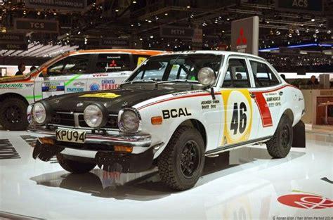 Helfman Mitsubishi by 1974 Mitsubishi Lancer 1600gsr Safari Rally Escape