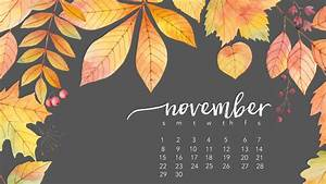 November 2015 Wallpaper - 52DazheW Gallery