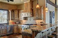 knotty pine cabinets 29 Custom Solid Wood Kitchen Cabinets - Designing Idea