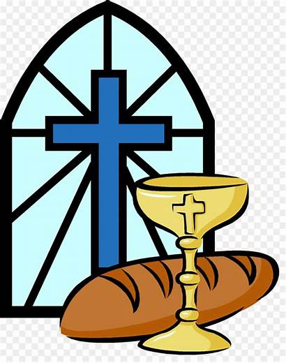 Communion Eucharist Minister Extraordinary Bread Cross Holy