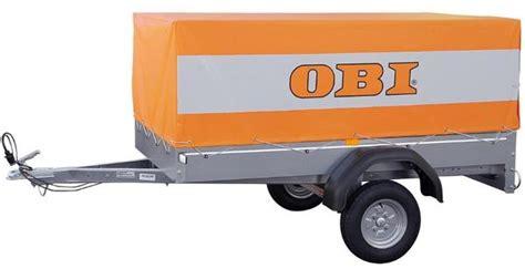 pkw anhänger obi neuer anh 228 nger neu und gebraucht kaufen bei dhd24
