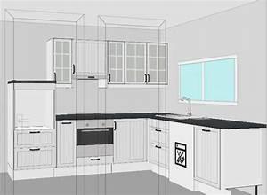 Colonne D Angle Cuisine : les concepteurs artistiques colonne cuisine four et lave vaisselle ~ Teatrodelosmanantiales.com Idées de Décoration