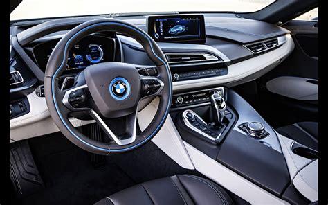2015 Bmw I 8 Supercar Interior H Wallpaper 2560x1600