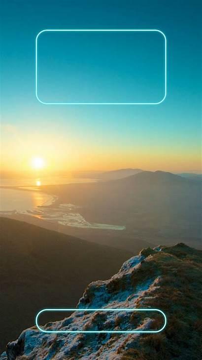 Iphone Screen Wallpapers Lock Lockscreen Locked Plus