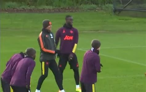 Four things spotted in Manchester United training as Paul ...
