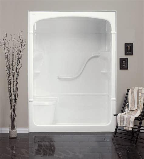 cabine avec siege mirolin cabine de monobloc en acrylique