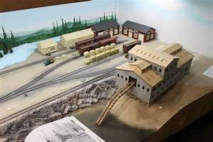 Amazing Artworks  Creativity Of Skip U0026 39 S Layout Is The Arcadia And Betsie River Rr