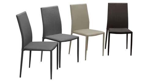 canape en belgique lot de 6 chaises en tissu ou similicuir design ludvika mobilier moss