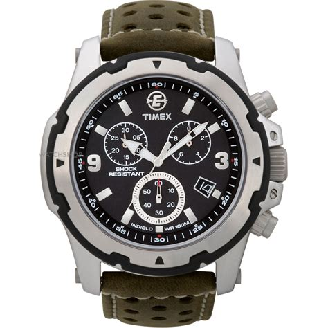 rugged mens watches s timex indiglo rugged field chronograph t49626