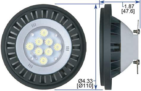 led par36 ar111 bulb 13 watts replaces up to 75 watt