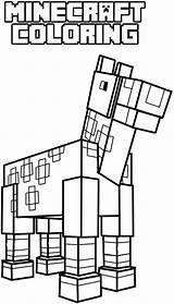 Minecraft Coloring Horse Colorir Ausmalbilder Cavalo Desenhos Colouring Creeper Sheets Skins Coloriage Desenho Frisch Schwert Galerie Inspirierend Beste Malvorlage Kleurplaten sketch template