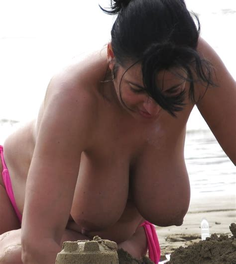 Spanish Chubby Milf With Humongous Tits And Perky Nipples