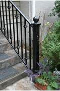 Outdoor Metal Handrails For Stairs by 10 Image Wonderful Exterior Iron Railings With Outdoor Wrought Iron Stair Rai