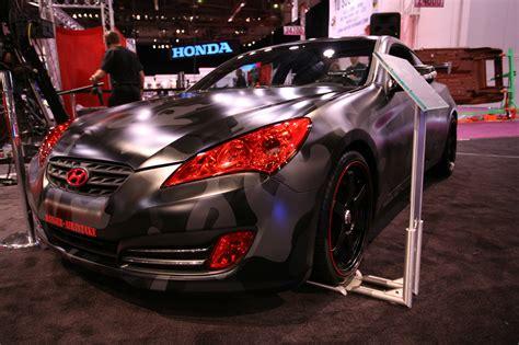Hyundai Genesis Coupe By Street
