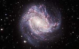Spiral galaxy М83 wallpapers and images - wallpapers ...
