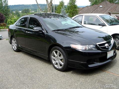 2004 Acura Tsx Rims by 2004 Acura Tsx Nighthawk Black Pearl